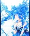 blue garden -miku-/ユウノ