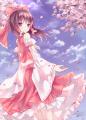 桜の季節/水緑