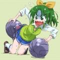 緑のひと/イセケヌ