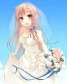 花嫁さん/いせ。