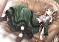 翠星石/冬扇