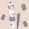 メタル女子高生02