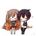 SAO/アスナ、キリト/くーりあ