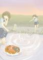エフェクターで水切り遊びしてる女子高生