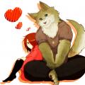 飼い主獣人とペット女子高生3