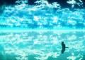 雲海に佇んで