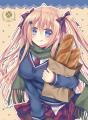 フランスパンを食べよう