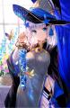 蒼花の魔女