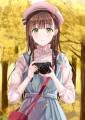 秋カメラ女子