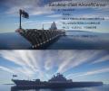 【Minecraft軍事部】ザルビノ級軽空母 CVL-6